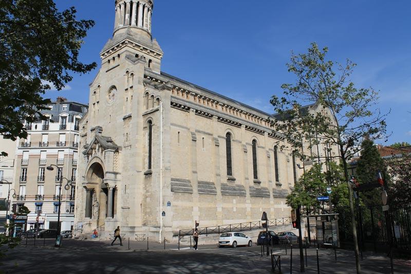 Église Notre-Dame d'Auteuil