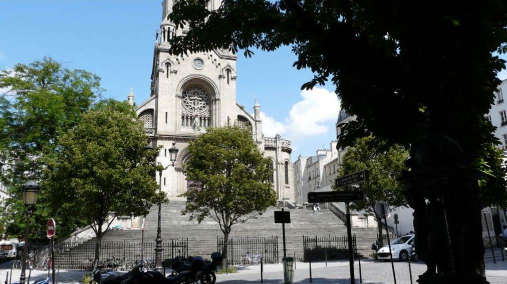 Eglise Notre-Dame-de-la-Croix