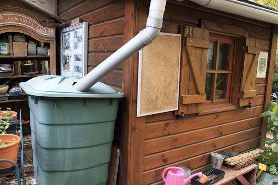 Méthode de compost au jardin des soupirs
