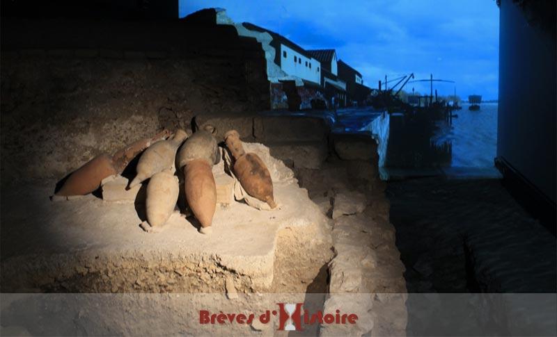 Ancien quai romain