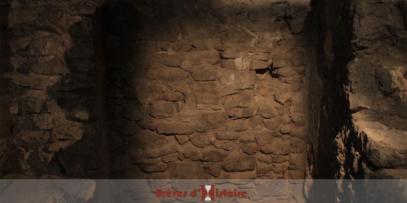 Vestibule de la Chapelle des Enfants-Rouges